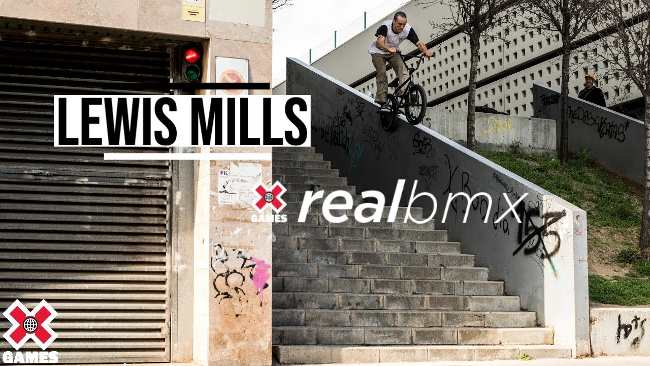 Lewis Mills: REAL BMX 2020   World of X Games