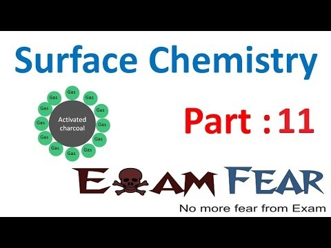 Chemistry Surface Chemistry part 11 (Catalysis: Homogeneous & heterogeneous) CBSE class 12 XII