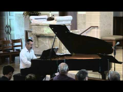 Mark Henry Piano Prelude performed by Jason Liles