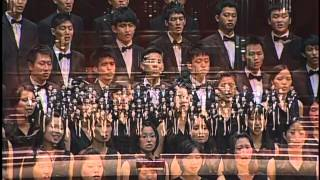 Piping Down the Valleys Wild (Michael Larkin) - National Taiwan University Chorus
