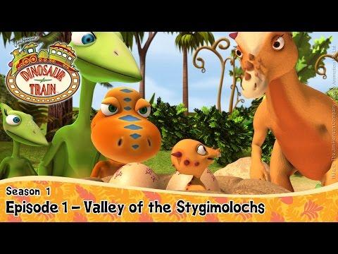 DINOSAUR TRAIN SEASON 1: Episode 1 - Valley of Stygimoloch
