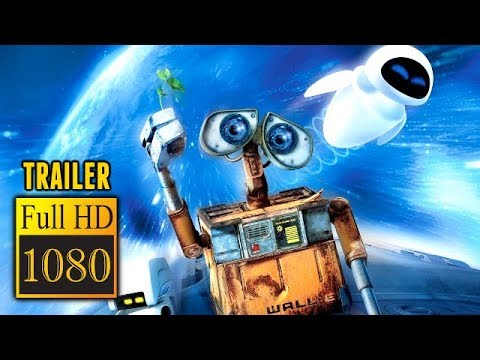 🎥 WALLE 2008  Full Movie  in Full HD  1080p
