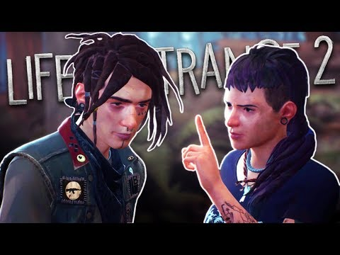 This Plan Is TERRIBLE | Life Is Strange 2 | Episode 3 - Part 2
