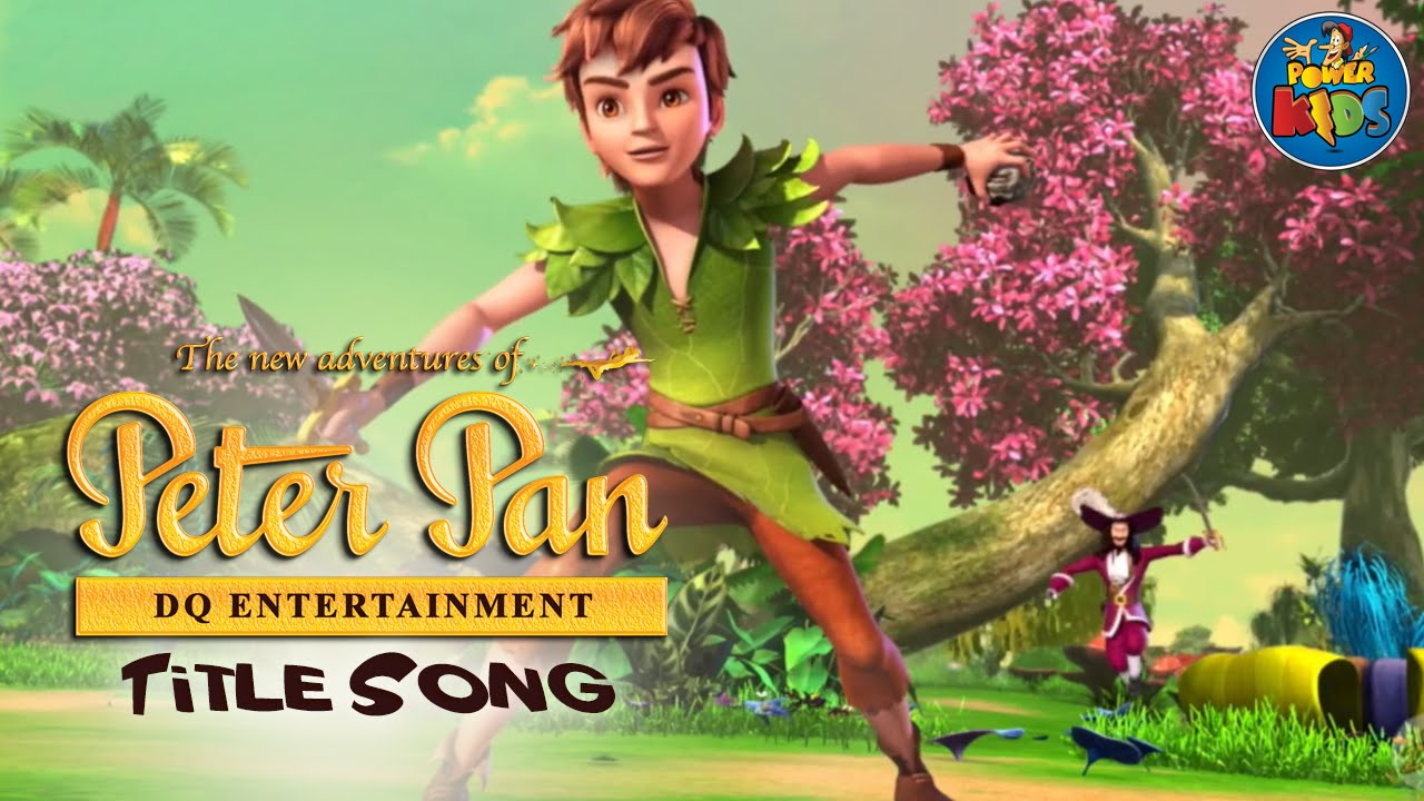 Photo of ปี เตอร์ แพน ภาพยนตร์ การ์ตูน ของ ดิสนีย์ – Peter Pan ᴴᴰ [Latest Version] | Title Song | Animated Cartoon Show | Power Kids
