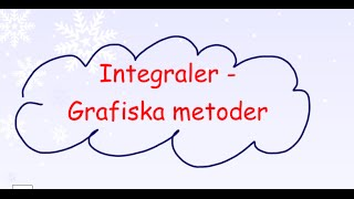 3.4.2 Integraler-grafiska metoder