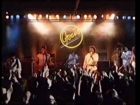 OPUS - Live Is Life - Original Video 1985