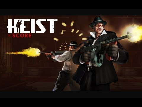 HEIST The Score (Official Trailer)