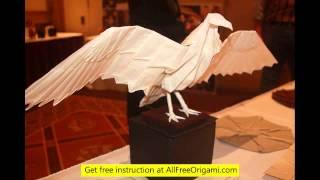 Easy Origami Turkey