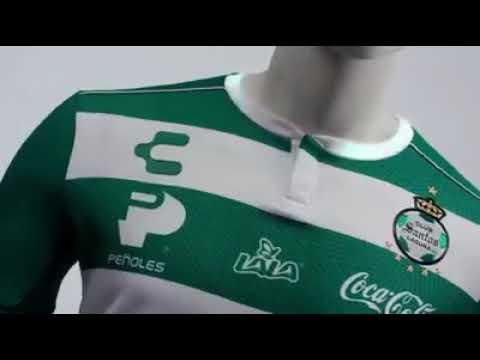 Santos FC Jersey oficial 2018 - YouTube e5314c415041e