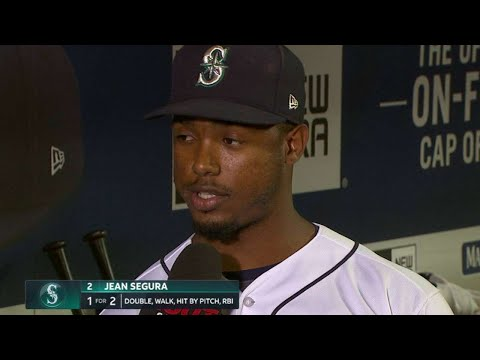 BOS@SEA: Segura discusses Paxton's dominance