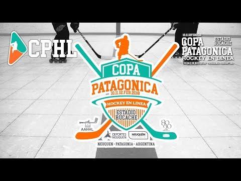 Copa Patagónica - Hockey en linea