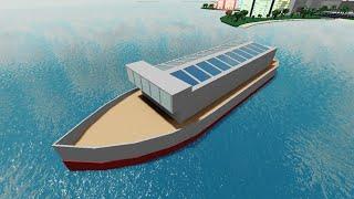 Tutorial de cruceros ( Cruise Ship Tutorial) Roblox Studio