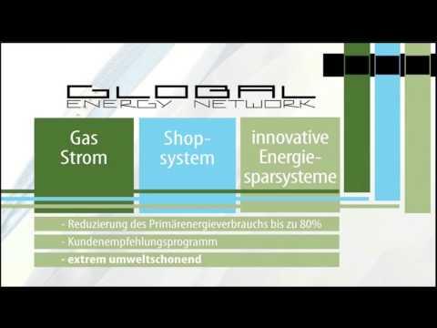 Global Energy Network GmbH Präsentationsvideo