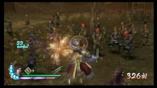 Samurai Warriors 3 HD video game trailer on Nintendo Wii