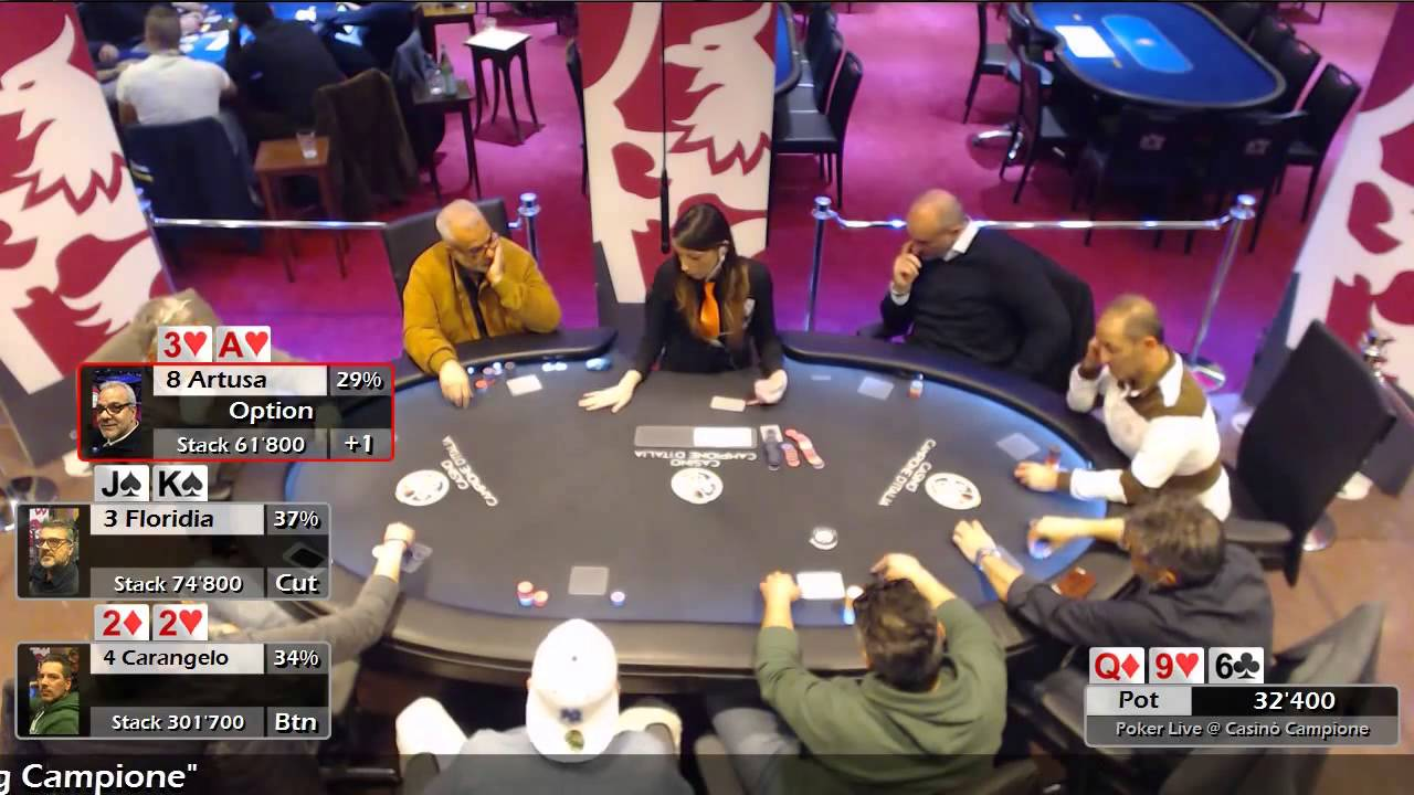 Casino streaming