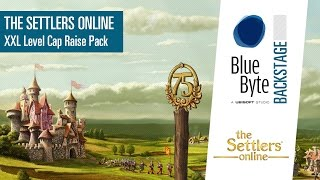 The Settlers Online: XXL update - Blue Byte Backstage [EUROPE]