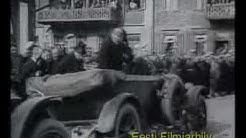 Finnish President Lauri K. Relander In Estonia (1925)