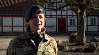 Amanda Fra Flyverhjemmeværnet