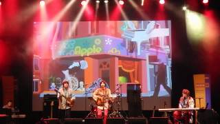 MagicalMystery Tour Beatles Cavern Band in Vienna 2015
