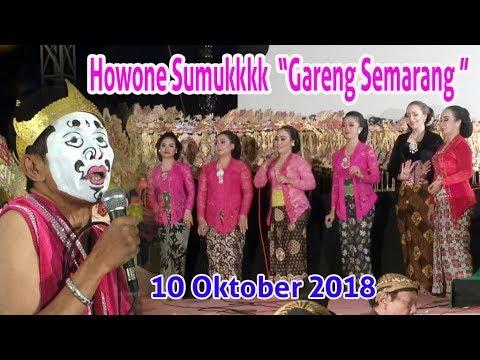 Goro goro Gareng Semarang - Mbok'e Ngganden - Agnes Serfozo