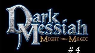 Прохождение игры Меч и магия Тёмный Мессия (На абордаж!) 4
