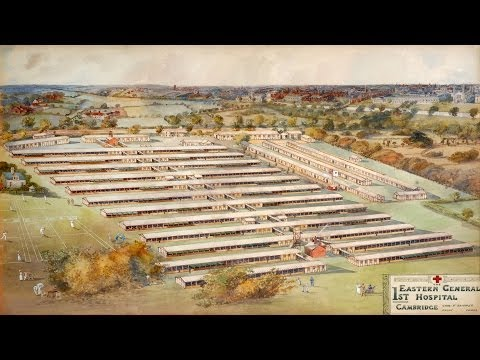 From the Front to the Backs: the story of the 1st Eastern General Hospital, Cambridge