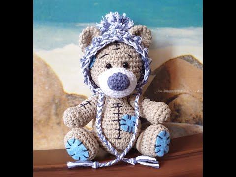 Мишка Тедди 16см