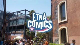 Etna Comics 2018 - La rinascita della follia