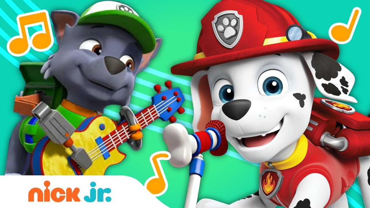 Do You Know The PAW Patrol-