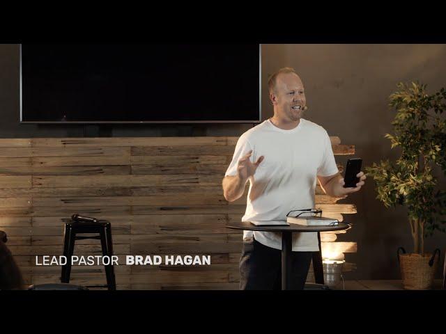Thrive Church Online | 13th March | Brad Hagan