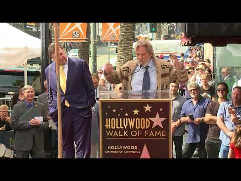 EVENT CAPSULE CHYRON - John Goodman Honored With Star On The Hollywood Walk Of Fame