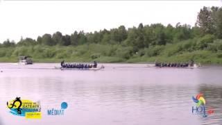Courses de bateaux dragons Promutuel Assurance Boréale - Vague 1, 5e course