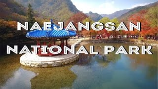 Naejangsan National Park