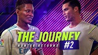 FIFA 18 THE JOURNEY! RONALDO!
