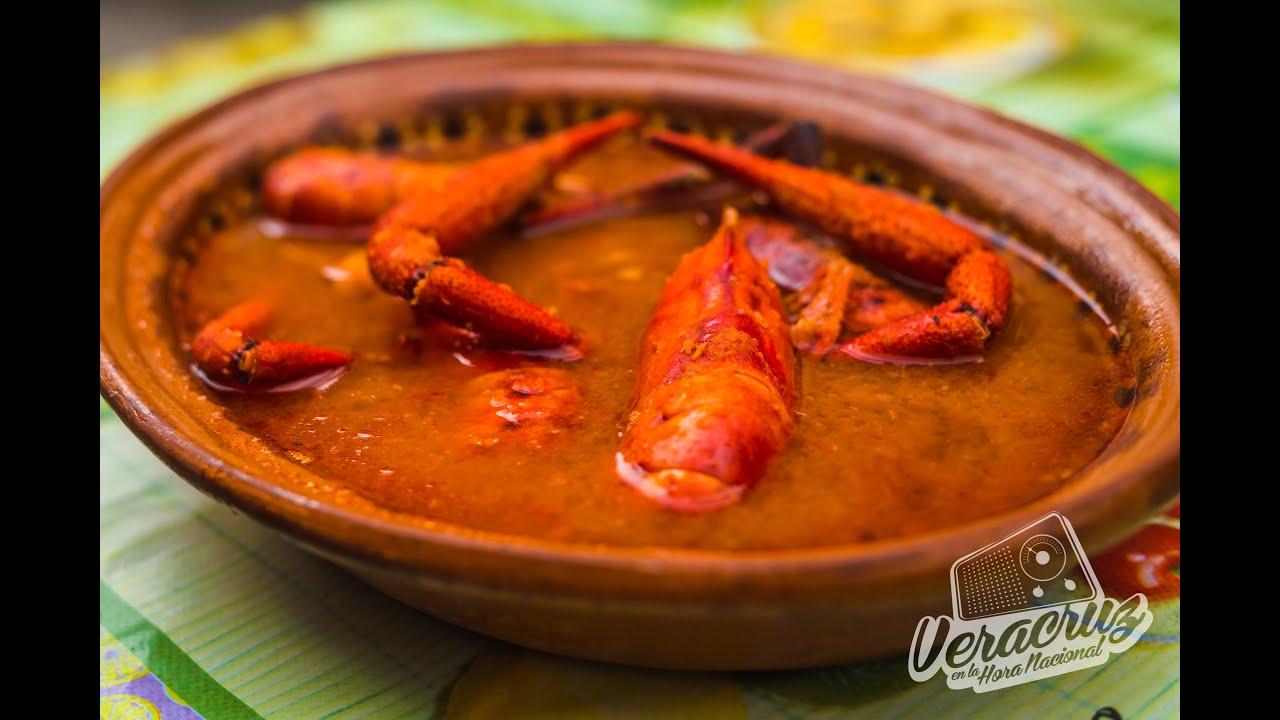 Caldo De Langostinos Actopan  Veracruz