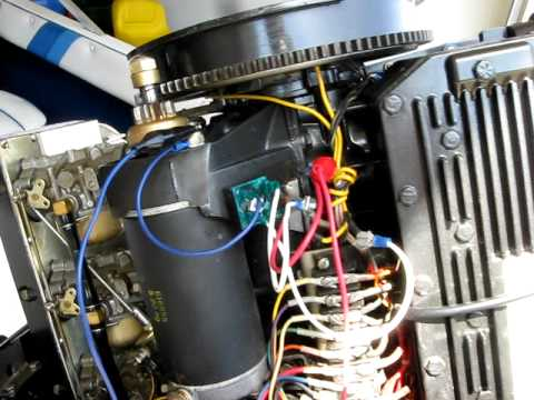 Starter Motor Solenoid Wiring Diagram Volvo Diagrams 740 1990 Us Marine Power Force 90 - Radioshack Rectifier (1 Of 3) Youtube