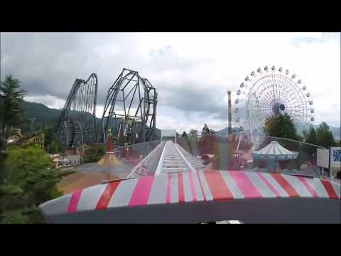 Dodonpa NEW 2017 POV On Ride Fuji-Q Highland