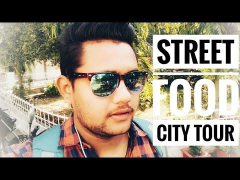Jhansi City Tour,Street Food   Sadar Bazaar   U.P election