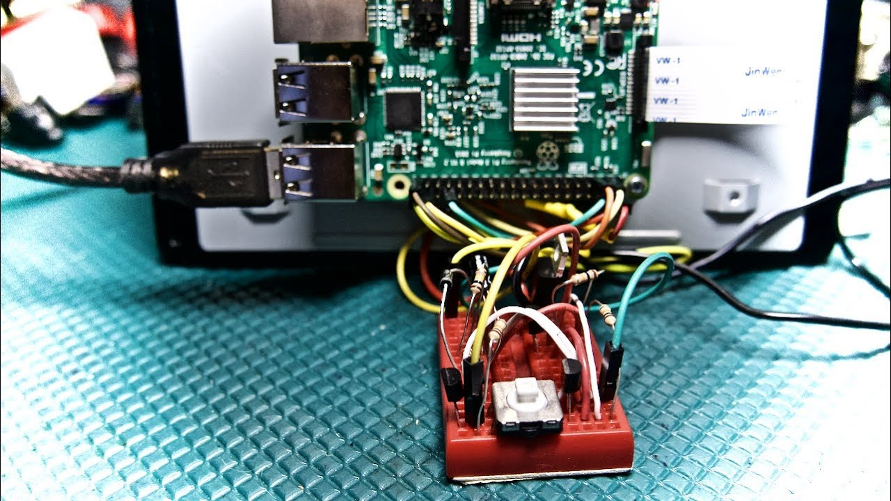 Simple Button Circuit to Power ON & Safely OFF Raspberry PI