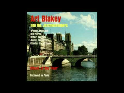 Art Blakey & The Jazz Messengers ‎– Album of the Year (1981) [2015 Japanese Edition]