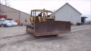 1966 Caterpillar D8H dozer for sale | sold at auction May 29, 2014