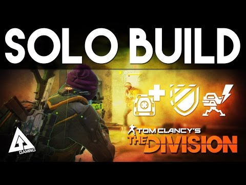 The Division Best Solo Skill & Talent Build | Best of Builds