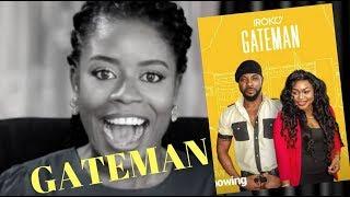 """#FastFridaywithAdenike """"GateMan"""" 1minute Nigerian Movie"""