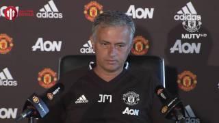 José Mourinho: 'In Principle NOBODY is Leaving!' | Presser