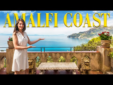 Villa by the sea on the Amalfi Coast for sale   Lionard