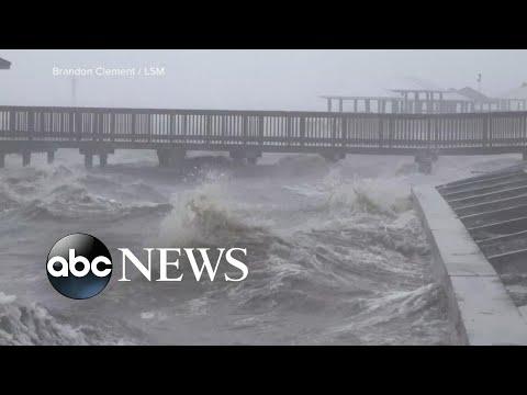 Hurricane Delta bears