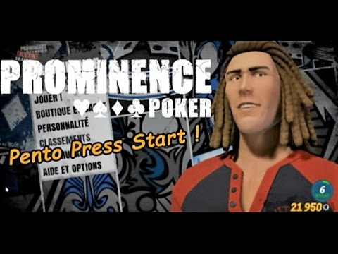 Pento Press Start : Prominence Poker