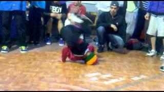 break dance barcelona bboy lucas 2011