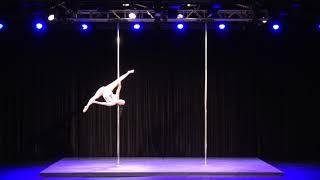 2019 US Pole Dance Championship Professional Division - Svetlana