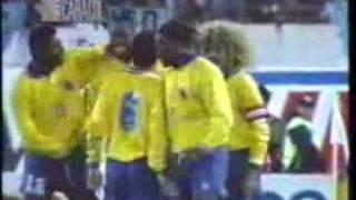 Colombia 5 Argentina 0 Narra Edgar Perea Arias